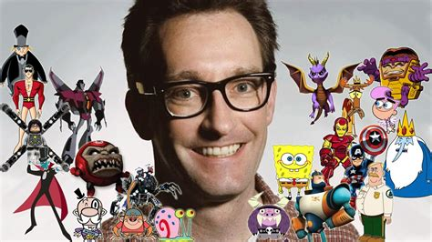 behind the voice actors tom kenny the many voices of quot tom kenny quot in animation video games