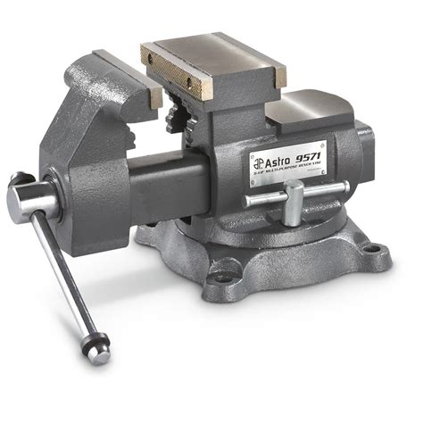 multi purpose bench vice astro pneumatic 174 5 1 2 quot multi purpose bench vise 621493