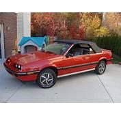 Pontiac Sunbird Convertible At Http//wwwwindbloxcom/