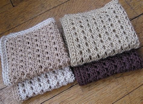 what are these pattern you have observed washcloth crochet pattern a friend made a couple of