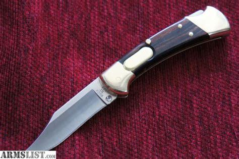 buck knives sale armslist for sale buck knives 112 ranger auto