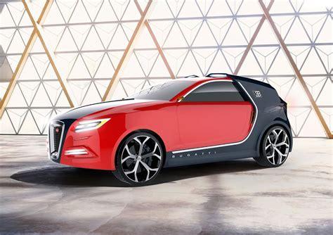 Blood Bugatti A Crossover With Bugatti Blood Yanko Design