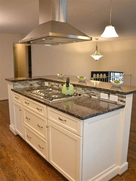 Kitchen Stove Island Kitchen Island With Stove Top April Piluso Me