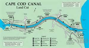 Cape Cod Bike - cape cod canal trail maplets