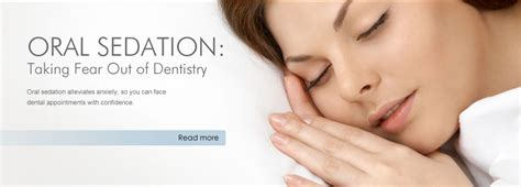 comfortable dental comfortable sedation dentistry