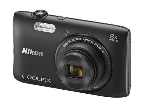 Nicon S5300 2nd nikon s d3300 shrinks the entry level dslr with a small