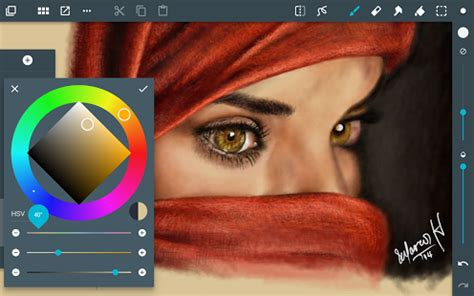sketchbook pro tablet apk app artflow paint draw sketchbook apk for windows phone