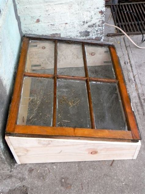 Window Box Frames Building A Cold Frame The Way Cold Frame