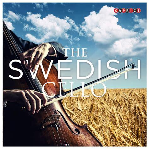 Swedish Records The Swedish Cello Caprice Records