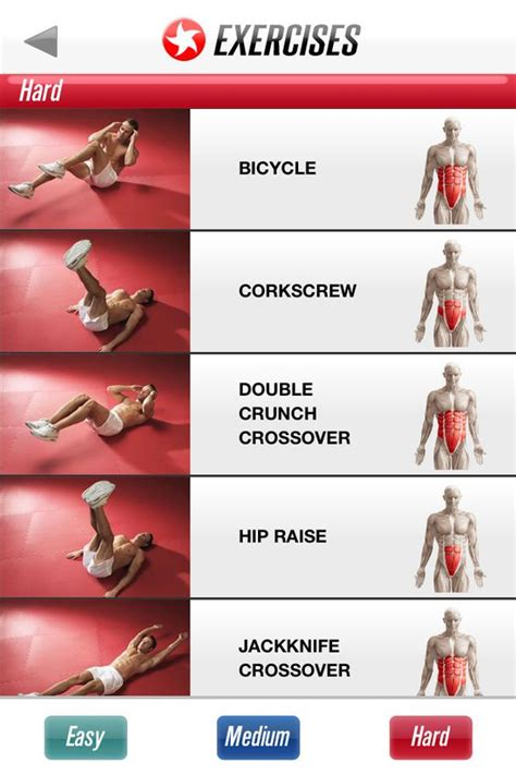 ab workouts for how to get ripped abs belly workouts programs for and