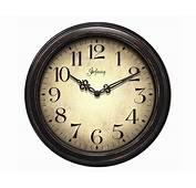 Reloj De Pared Cl&225sico  Coppel