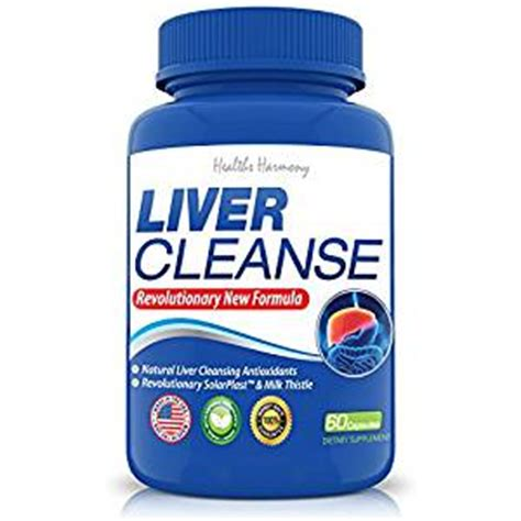 Vitamins For Liver Detox by Powerful Liver Cleanse Detox With Milk