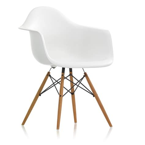armchair eames eames daw chair by vitra in our design shop