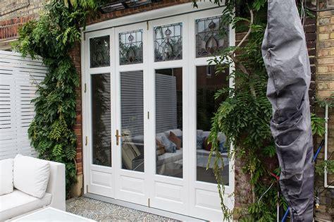 andersen bi fold doors solid wood bifold doors wooden bi fold doors enfield