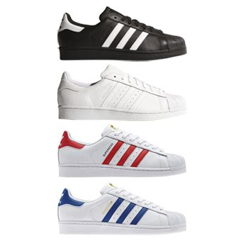 Sepatu Adidas Superstar Black White s adidas superstar foundation casual shoes