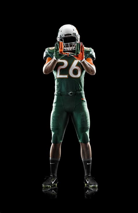 Design Lab Uniforms Miami | miami hurricanes unveil new 2014 nike football uniform