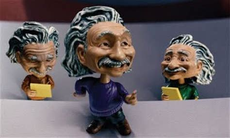 bobblehead einstein a human being is part of a whole by albert einstein