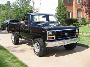 1984 ford f150 regular cab truck ford