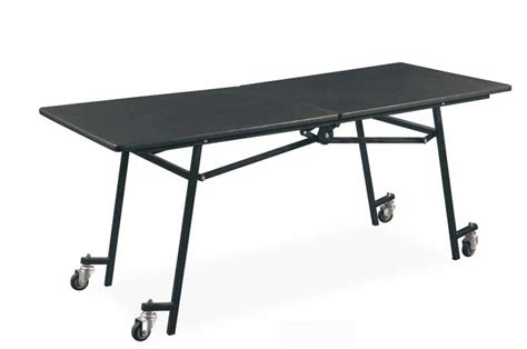 folding metal table costa home
