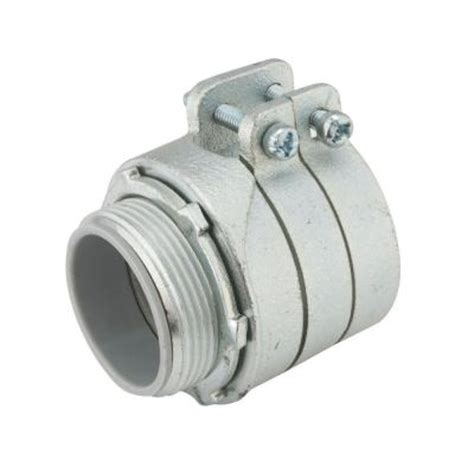 Connector For Flexibel Type To Box Dpj 32 raco flex 3 in insulated squeeze connector 3312 the