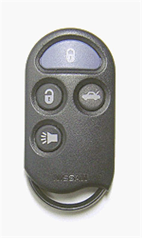1999 nissan maxima key replacement keyless entry remote fob clicker for 1995