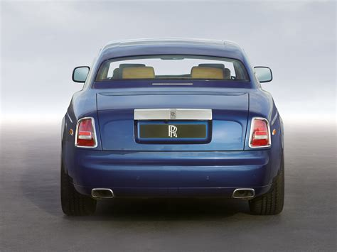 2012 Rolls Royce Phantom Coupe Series Ii Studio Rear