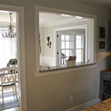 pass through ideas kitchen move stove microwave and add a hometalk diy farmhouse kitchen makeover for 5000