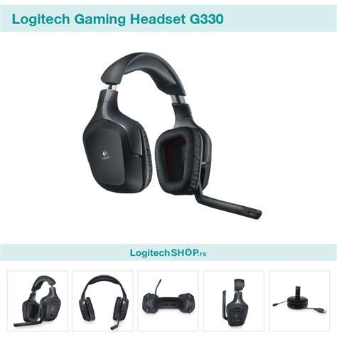 Logitech Wireless Gaming Headset G930 logitech g930 wireless gaming headset logitech