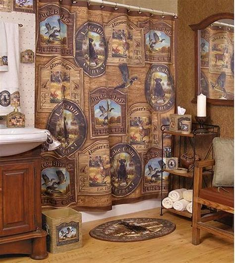 Cabin Bathroom Accessories bathroom decor bclskeystrokes