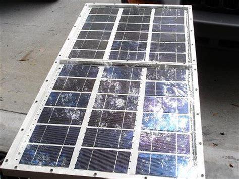 how to make a simple solar panel at home diy solar power tutorials diy ideas tips