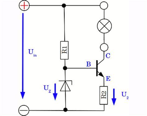 germanium transistor base emitter voltage konstante spannung homofaciens
