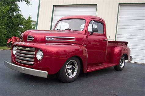 1950 Ford F100 1950 Ford F100 For Sale Clinton Arkansas