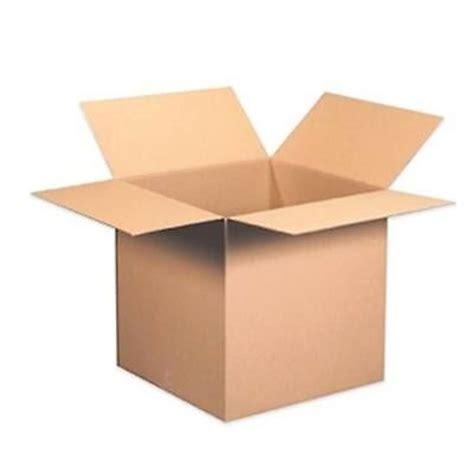 Box Plastik X 10 10 7x5x4 cardboard packing mailing moving shipping boxes
