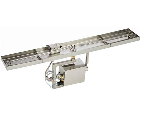 linear pit linear interlink pit with electronic ignition