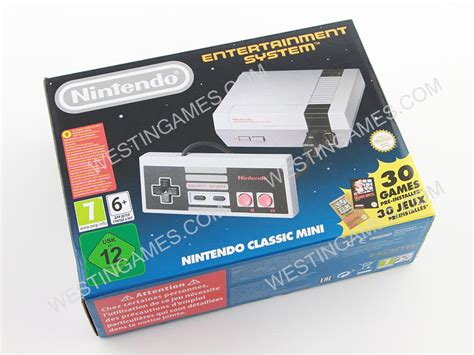 nintendo entertainment system nes classic edition console mini 30 retro ebay mini nes classic edition console 64bit support hdmi for nintendo entertainment system w 30