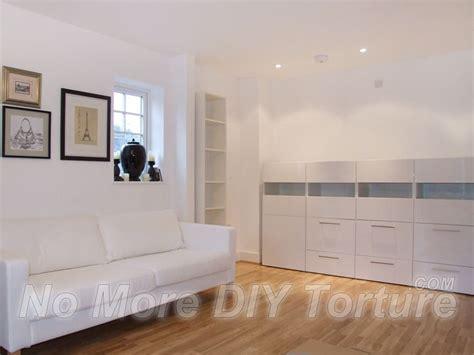 besta living room storage ikea karlstad sofa besta storage system home office