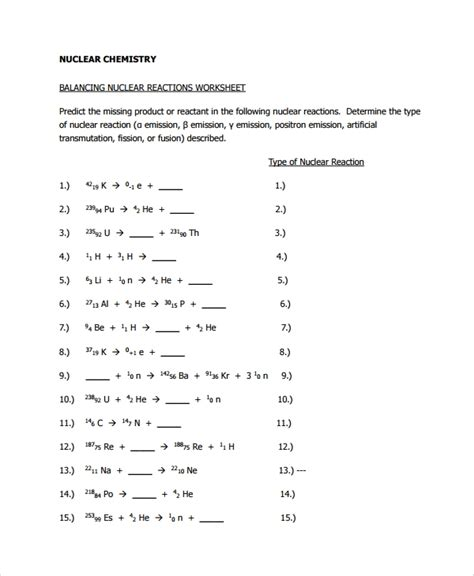 sle balancing equations worksheet templates 9 free documents download in pdf word
