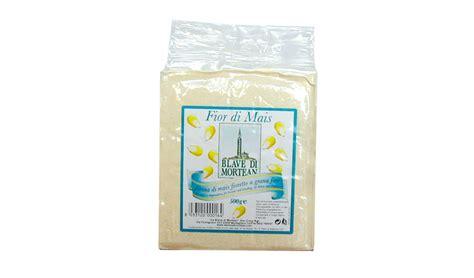 fior di farina fioretto di mais farina di mais a grana 500 g la