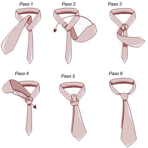 nudos corbata modernos formas de usar los pa 241 uelos y como hacer el nudo de la corbata