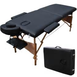 goplus 84 quot l portable table spa bed w