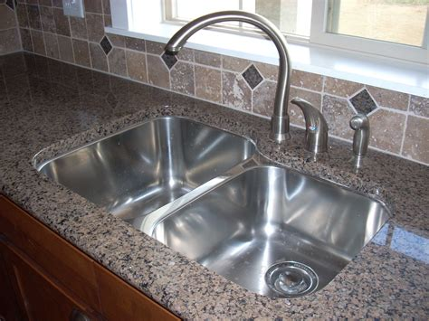 kitchen sink blocked home design ideas