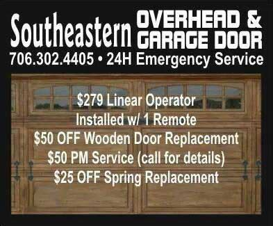 Southeastern Overhead Door Southeastern Overhead And Garage Door