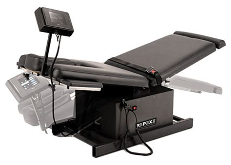 repex repetitive motion therapy table by hill