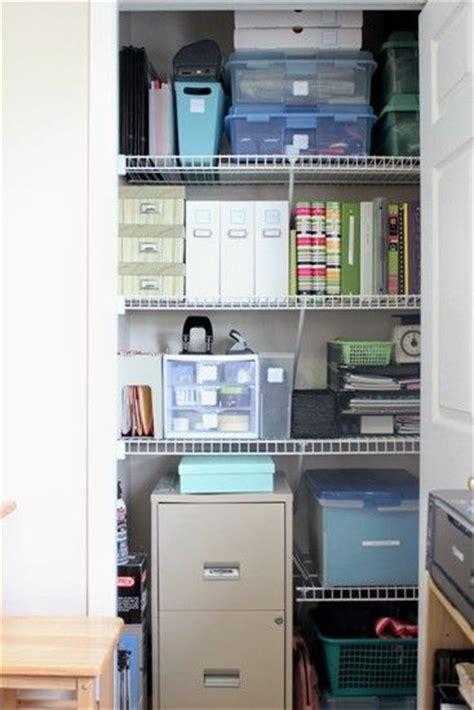 ideas  home office closet  pinterest home