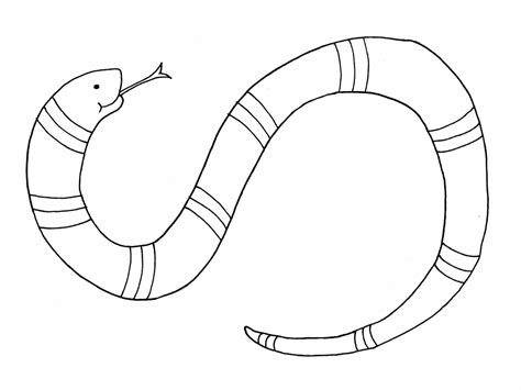 snake coloring pages snake coloring pages free for children