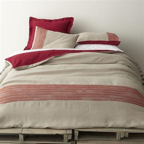 crate and barrel bedding fiero bed linens crate and barrel