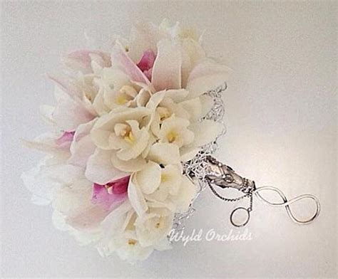 Wedding Bouquet Adelaide by Wyld Orchids Wedding Flowers Adelaide South Australia