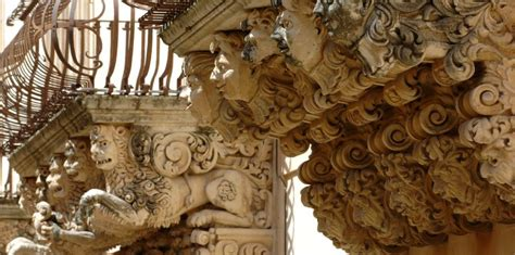 baroque architecture guide wandering soles sicilian art and culture guide from sicily4u co uk