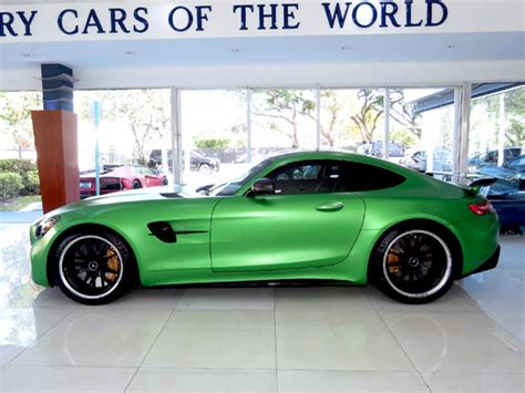 Mercedes For Sale In Miami by Used Mercedes Amg Gt For Sale In Miami Fl