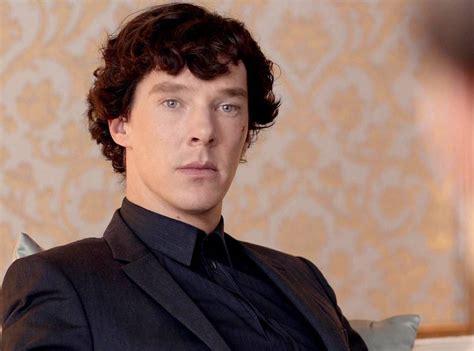 Benedict Cumberbatch Describes What Sex With Sherlock ... Benedict Cumberbatch As Sherlock